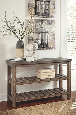 Vennilux Sofa Console Table Large In 2019 Wood