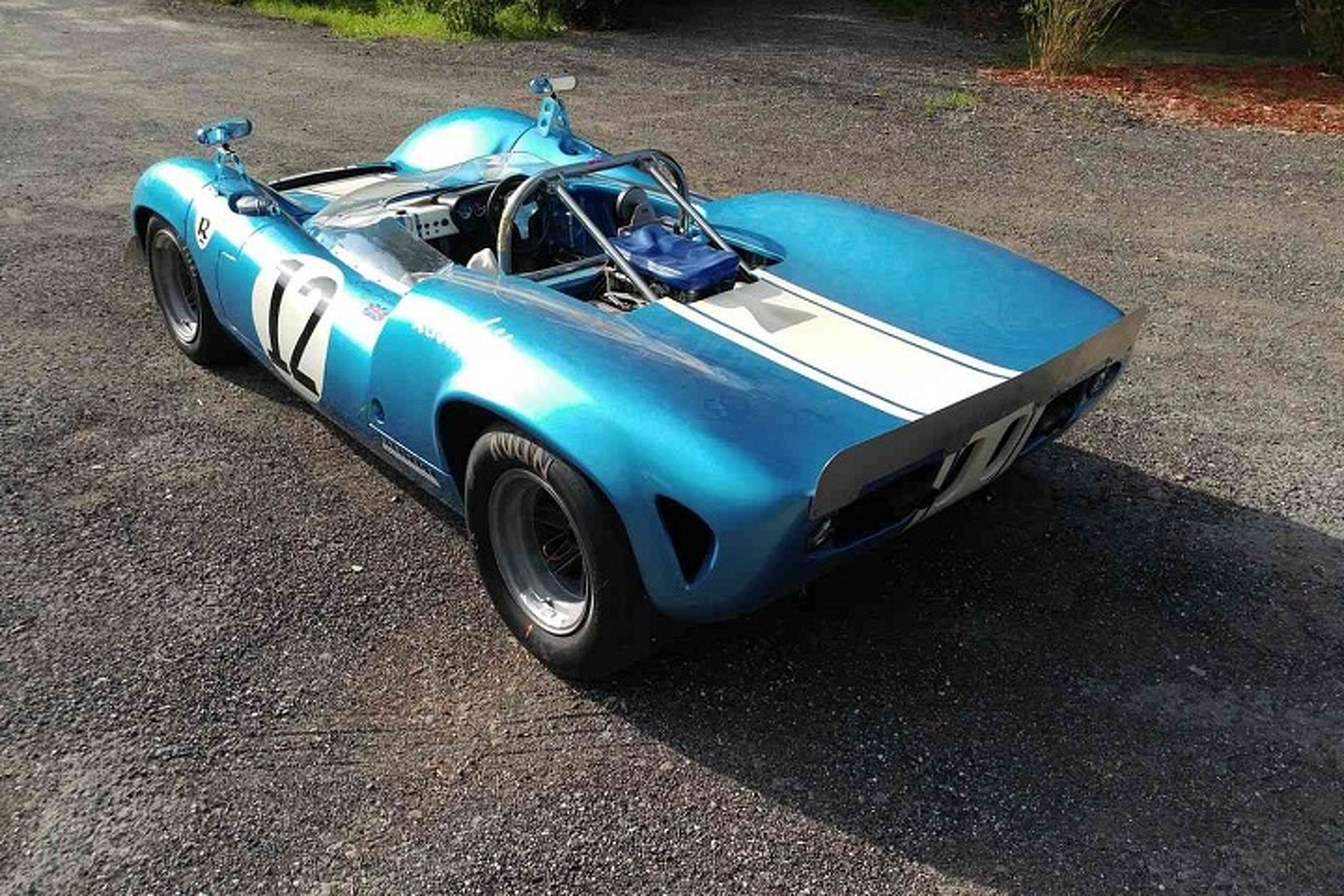 AC/DC Singer Brian Johnson\'s 1965 Lola T70 Mk1 is up for Sale | Race ...