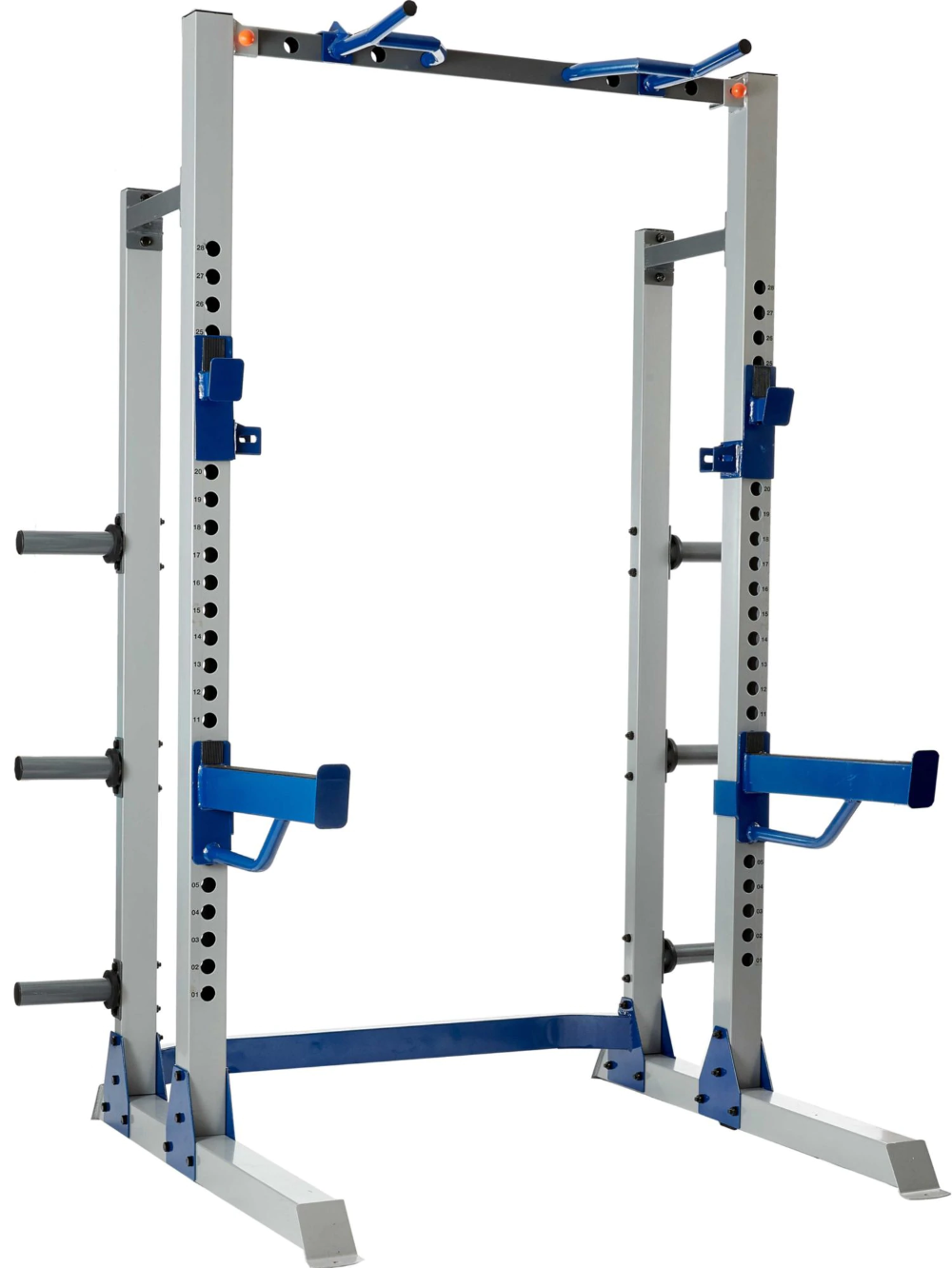 Fitness Gear Pro Half Rack With Images Half Rack Workout Gear