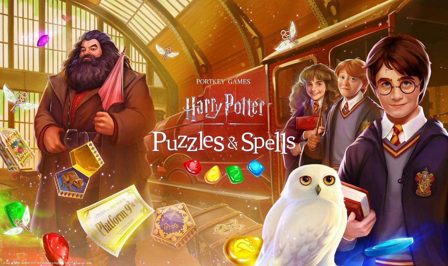 Harry Potter Puzzles Spells Hack Harry Potter Puzzle Harry Potter Games Harry Potter Characters