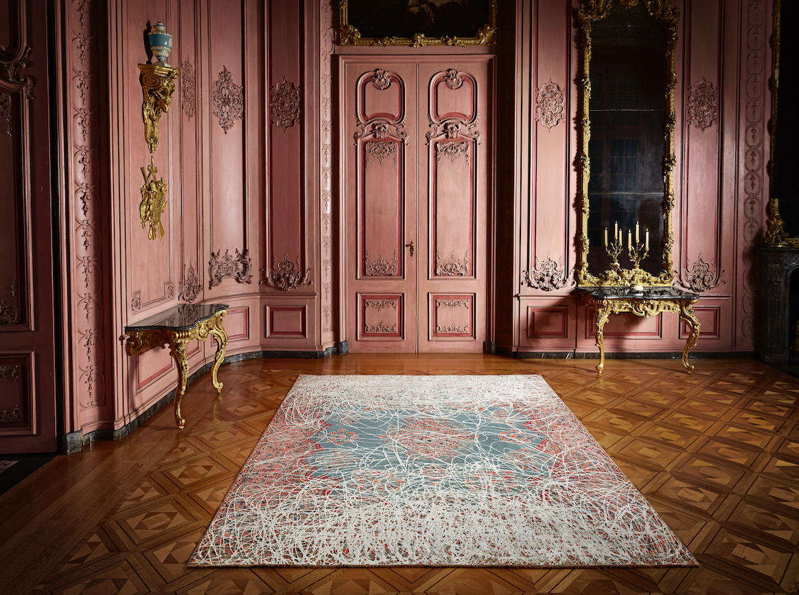Le Designer De Tapis Jan Kath A Paris Les Antiques De Demain Une Exposition Qui Prend Place A La Galerie Sors Par Design Mobilier De Salon Interieur Design