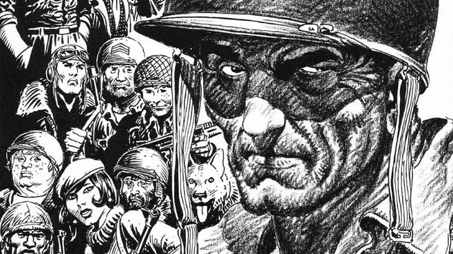 Image result for joe kubert