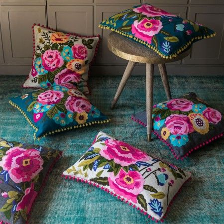 Calanthe Cushions - Cushions & Throws - Treat Your Home - Home Accessories