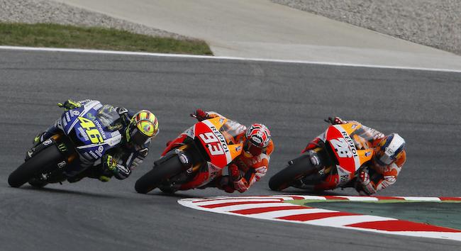 Motorpasión a dos ruedas: el carrerón de MotoGP en Catalunya