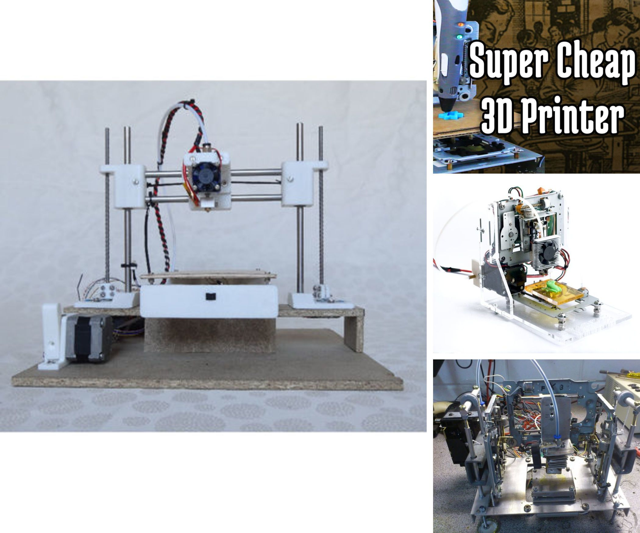 Top DIY 3D Printers for Your Budget