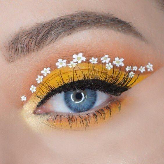 Photo of Nails  #makeup eye makeup art, colorful eye makeup, anime eyes makeup, eye makeu…