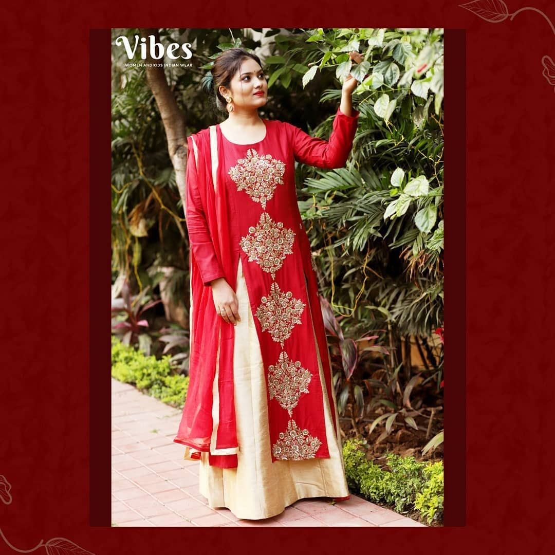 Witness the very best of contemporary Indian-wear clothing by Studio Vibes and l...