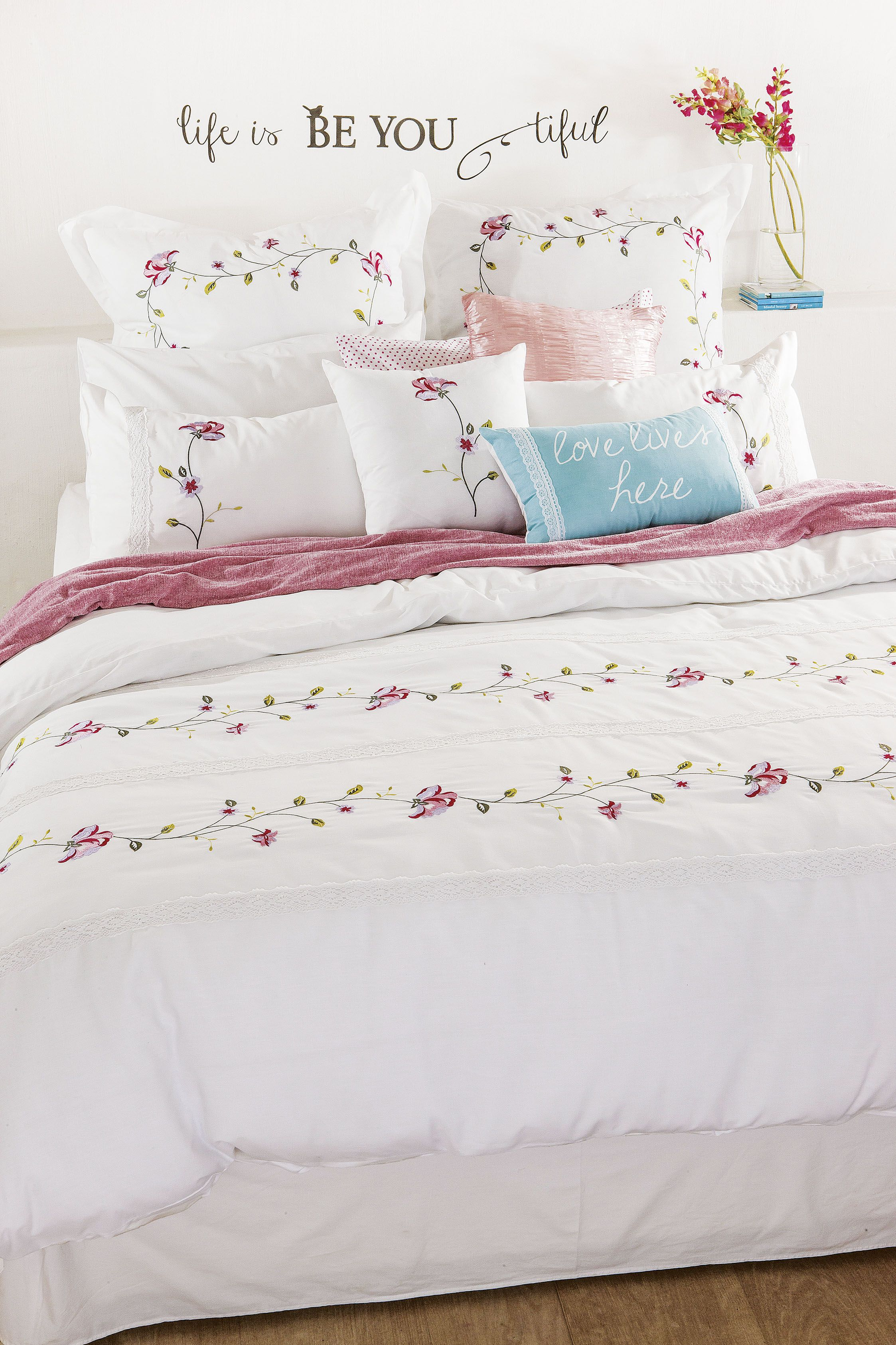 Mr Price Home Bedroom Floral Pink Pretty Mr Price Home