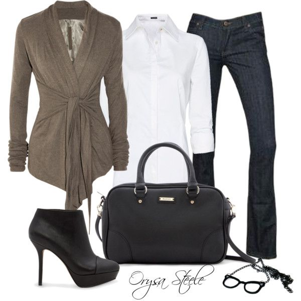 """Finally Friday!"" by orysa on Polyvore"