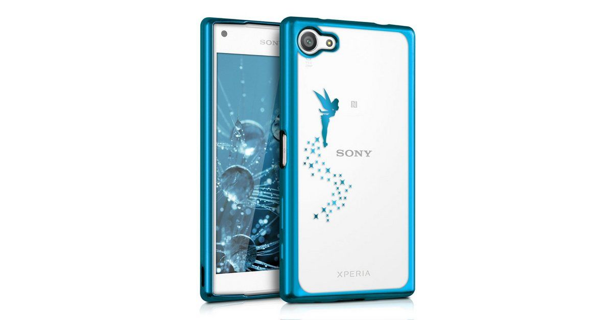 Kwmobile Handyhulle Hulle Fur Sony Xperia Z5 Compact Tpu Silikon Handy Schutzhulle Cover Case Fee Design Online Kaufen Galaxy Phone Samsung Galaxy Phone