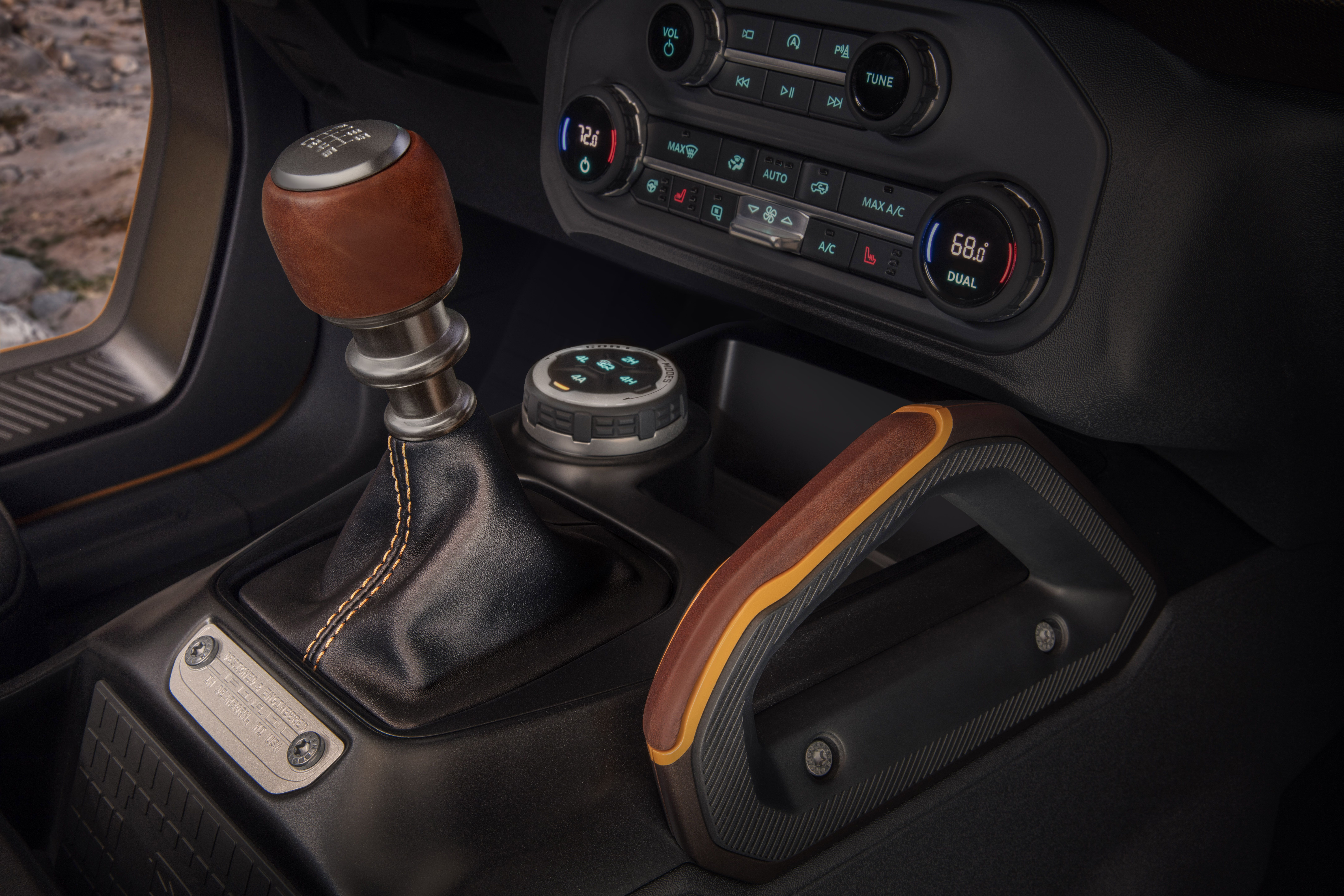 Does The 2021 Ford Bronco Have A Manual Transmission Top Speed Ford Bronco New Bronco Bronco