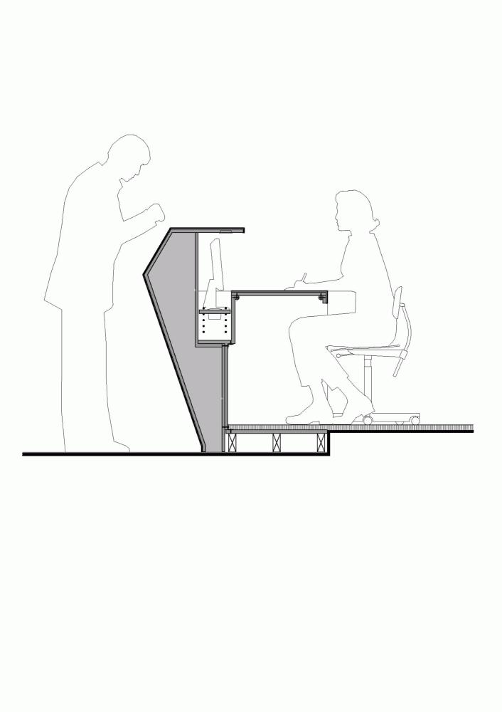 gallery of groupama    scheubel   genty architectes