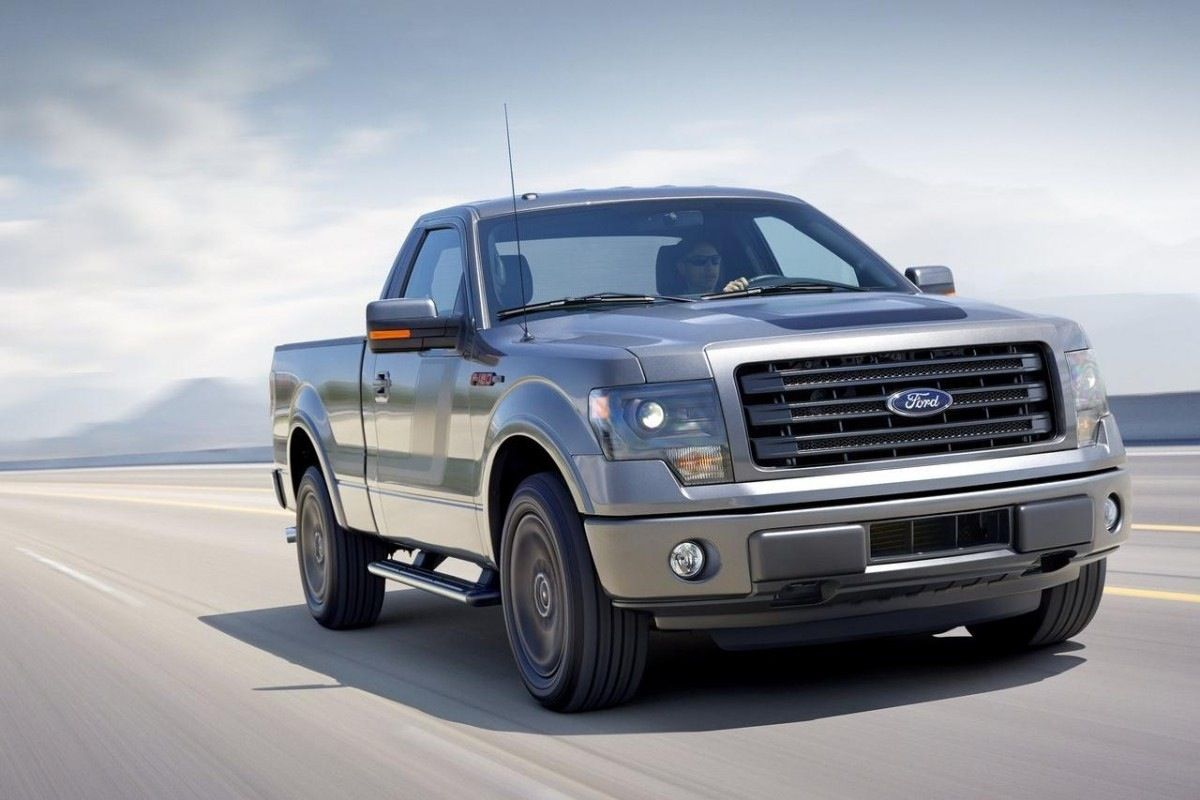 Ford f150 tremor 2014