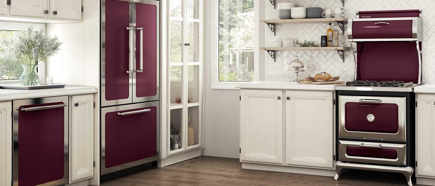 Colored Appliances: The Retro Appliances Comeback (With ...