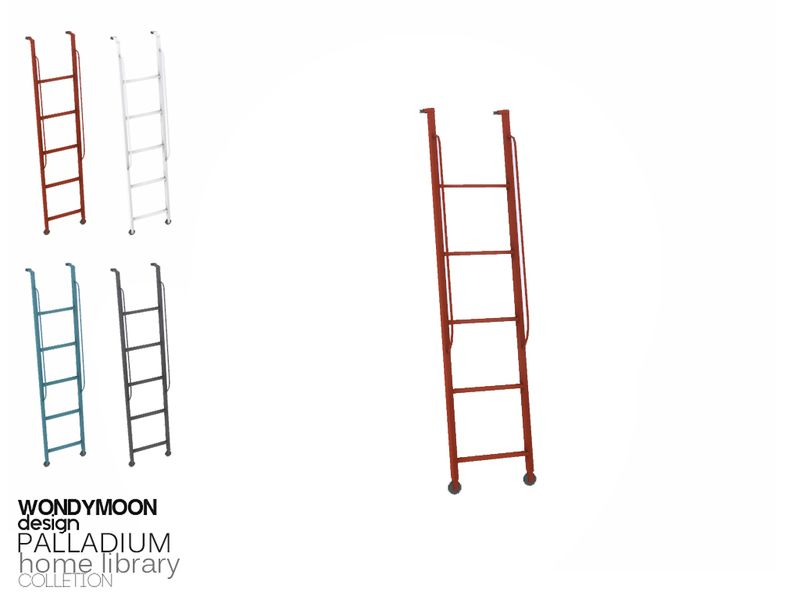 Palladium Home Library Bookshelf Stairs Found In Tsr Category