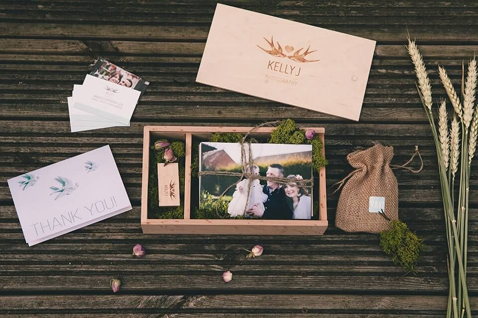 Natural Photography Packaging For Wedding Clients