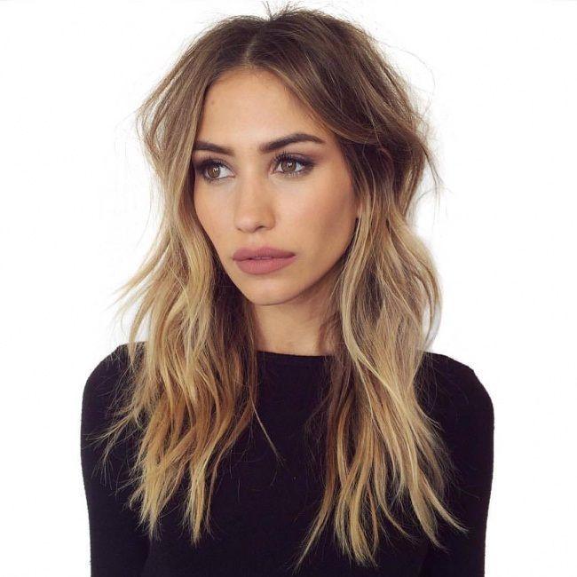 Couleur cheveux mi long ete 2017