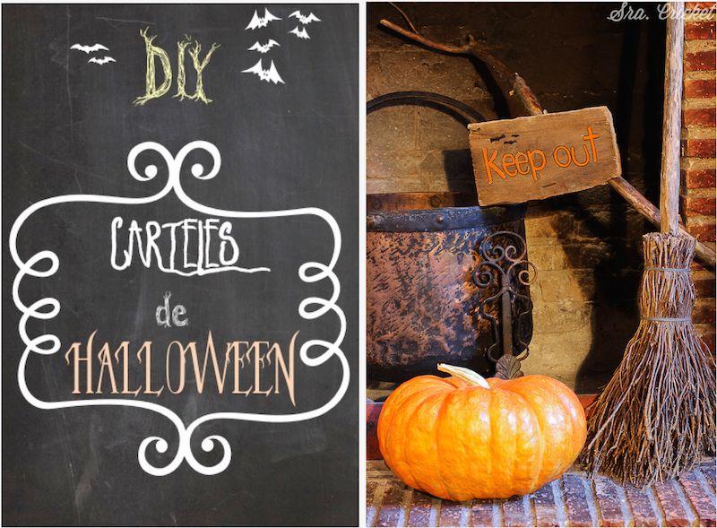 Carteles De Halloween Carteles De Halloween Fiesta De Halloween Halloween