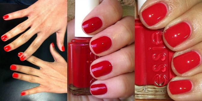 Olivia Palermo Nail Polish: The Perfect Red | Stuff to Buy | Red ...