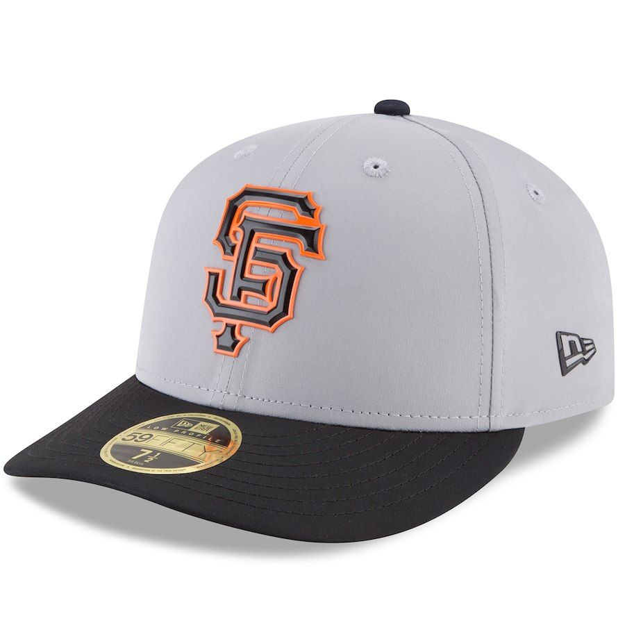 timeless design 01e29 8d840 Men s San Francisco Giants New Era Gray On-field Prolight Batting Practice  Low Profile 59FIFTY Fitted Hat, Sale   19.99 - You Save   16.00