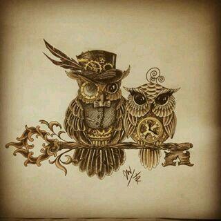 I'm not a huge fan of owls, but this is so cute..