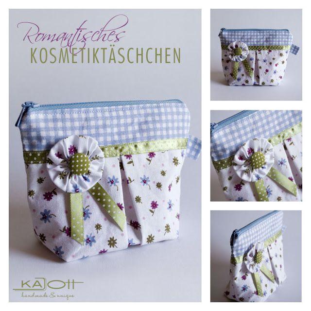 KaJott - handmade and unique - Genähte Taschen und mehr - nähen ...