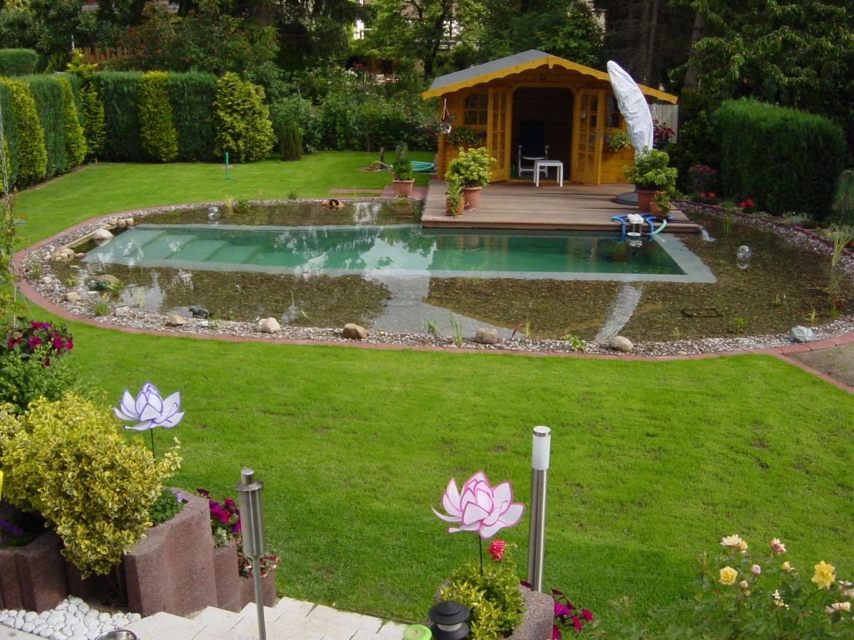 Schwimmteich bei hannover schwimmteich hannover und natur for Schwimmteich natur