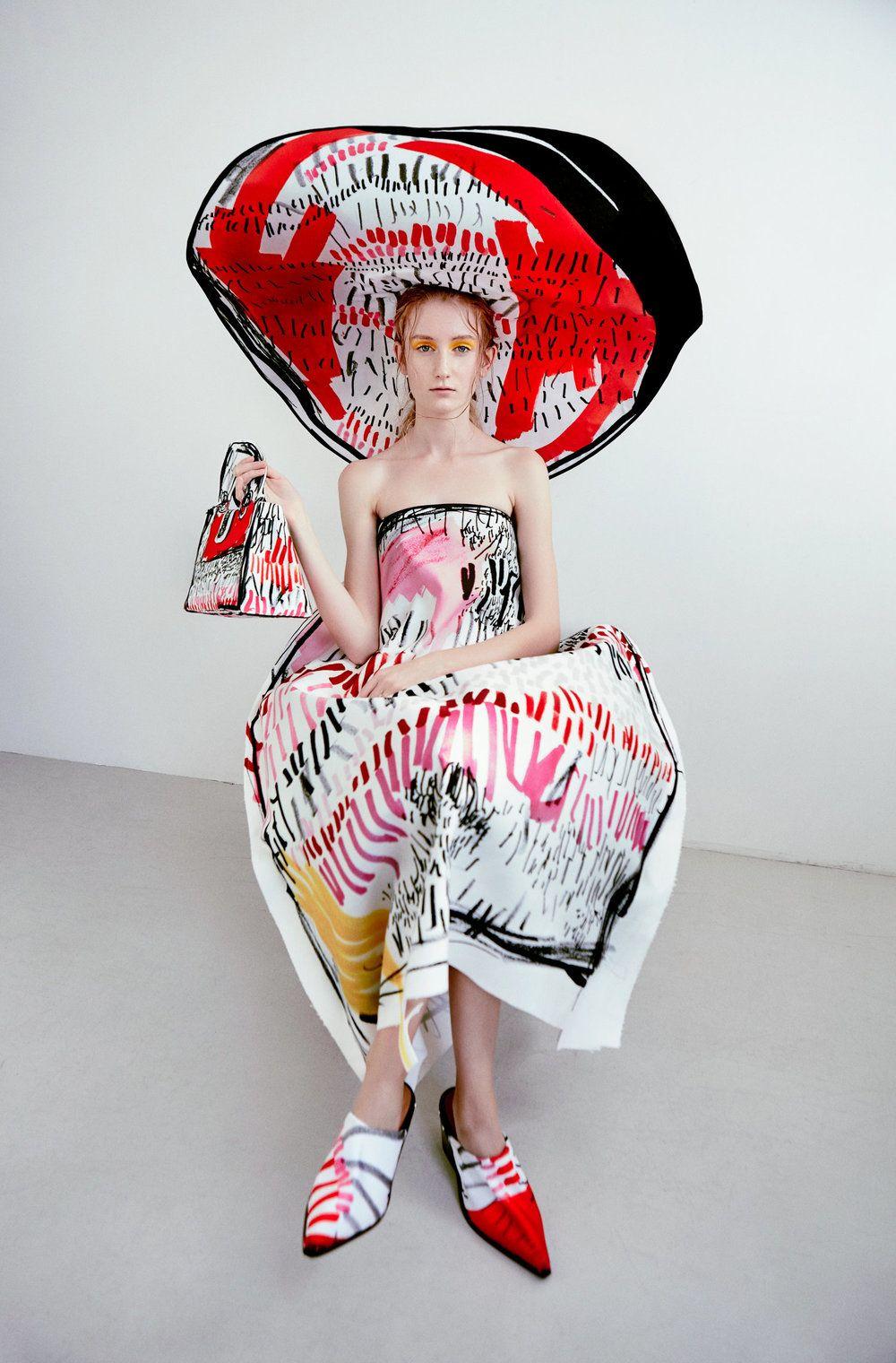Gimme Some Gimnes Textiles Fashion Fashion Editorial Fashion