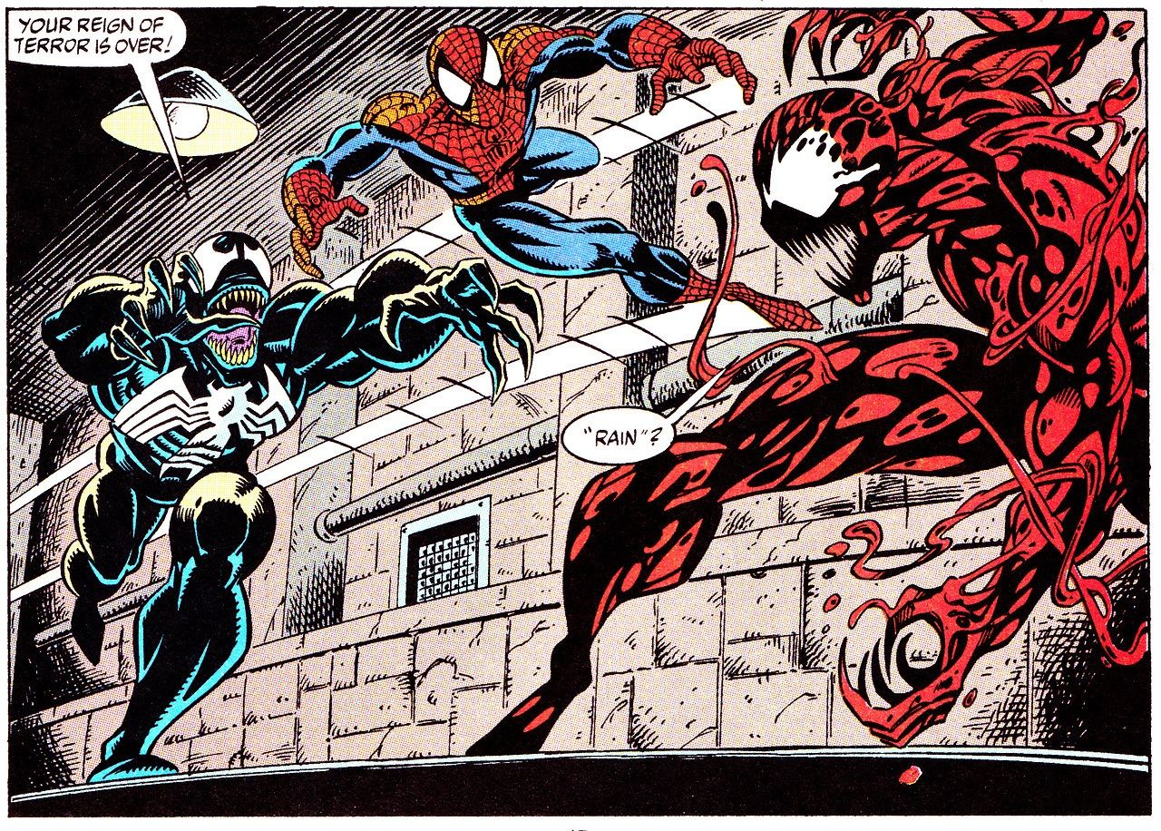 Venom Coloring Pages Lego Venom Spider Marvel Heroes: #Venom #Carnage #SpiderMan