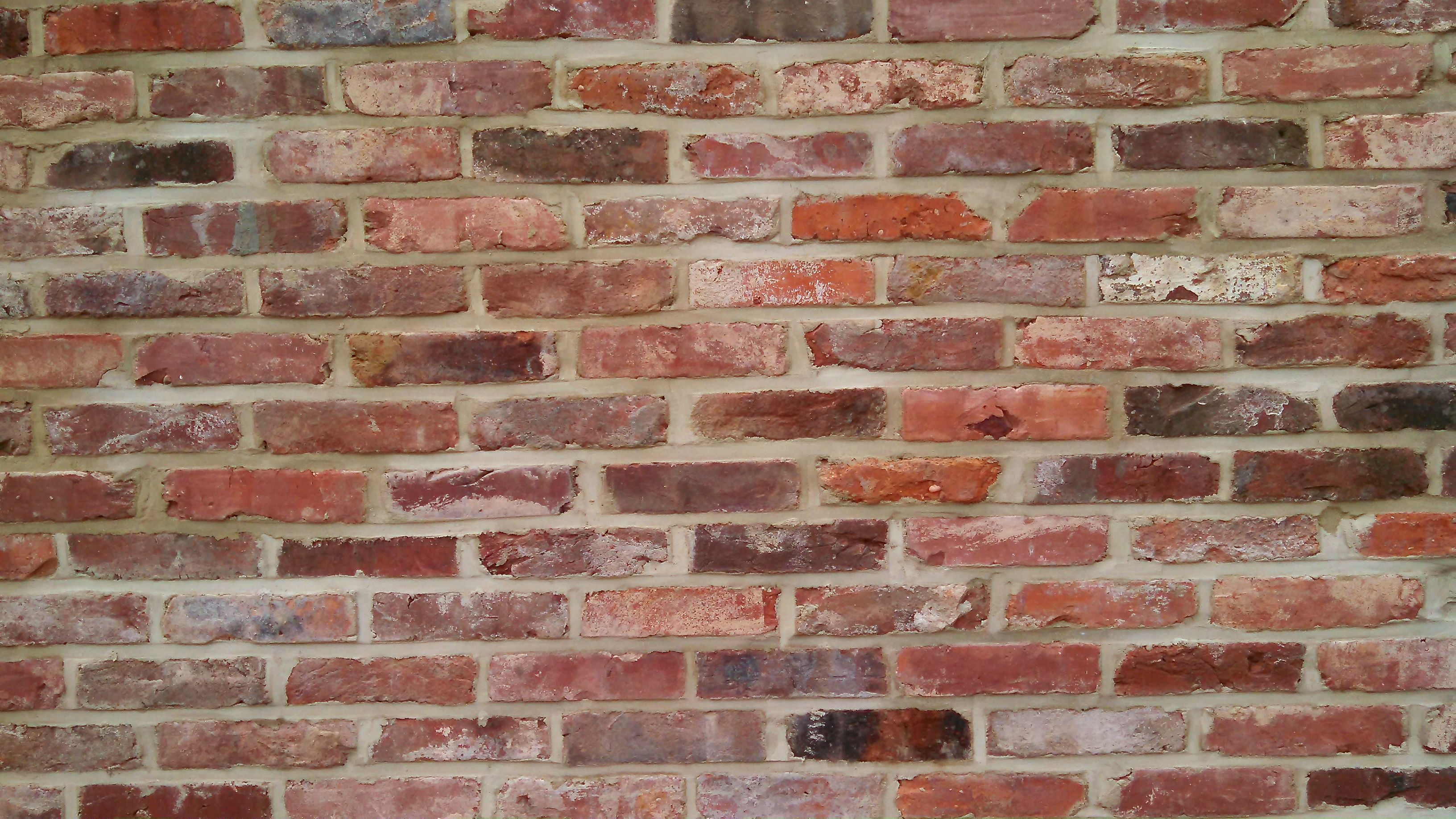 Brick Veneer Collection: Reclaimed Thin Brick Veneer