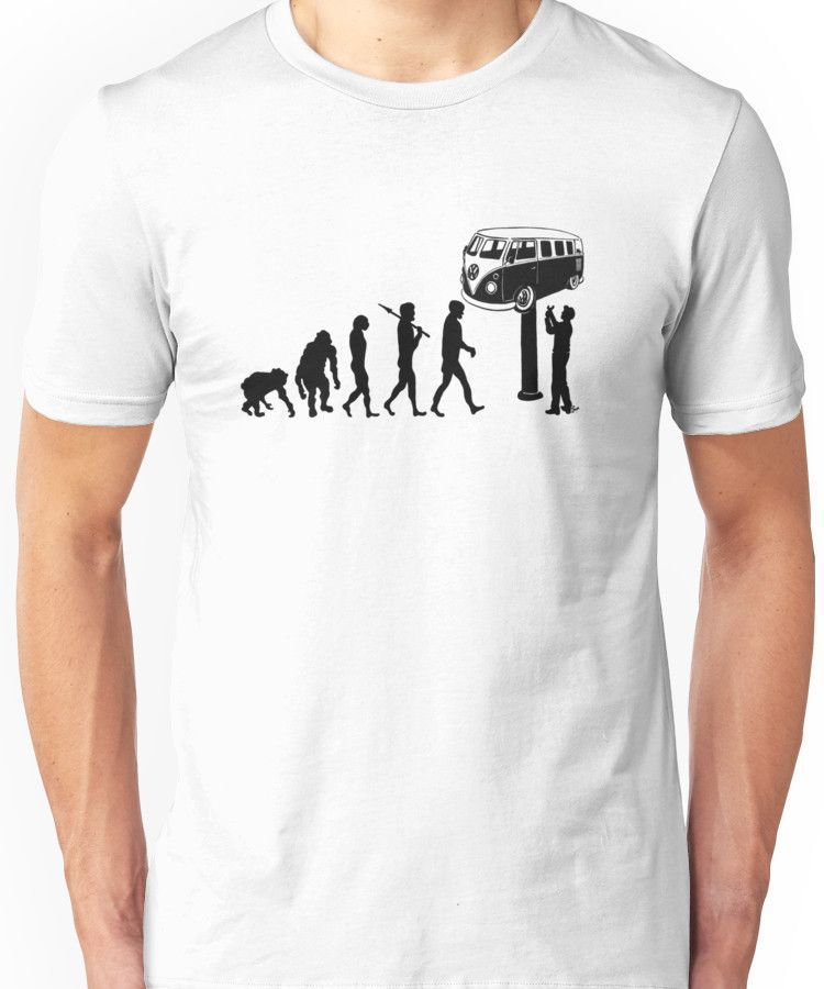 eVWolution Bus Unisex T-Shirt