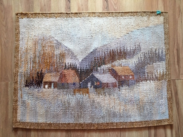 Gobelin Z Lat 1970 Tych 9137473040 Oficjalne Archiwum Allegro Tapestry Art Forms Art