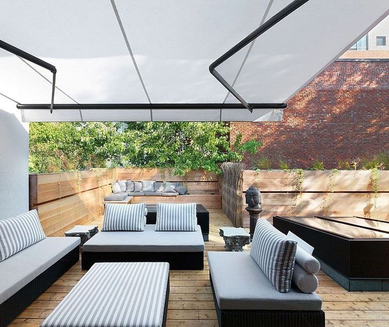 25 Inspiring Rooftop Terrace Design Ideas Roof Terrace Design