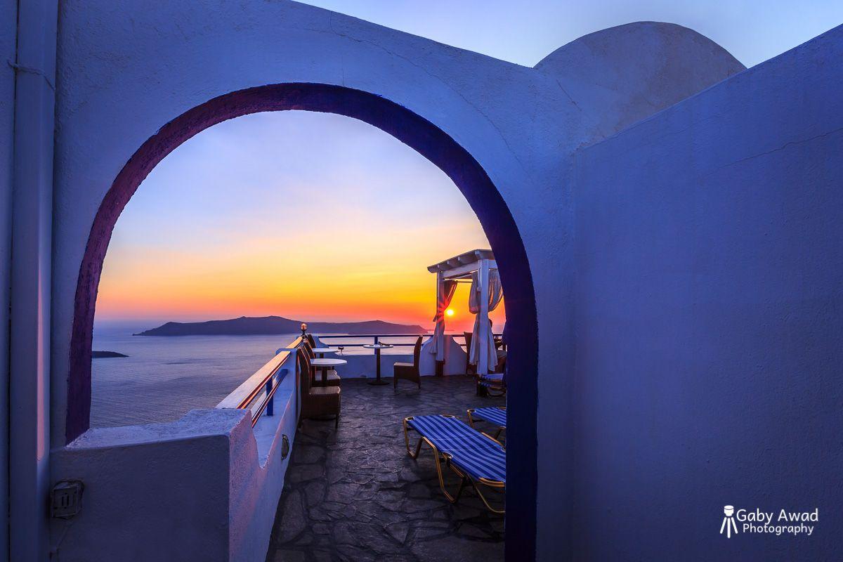 Sunset Roof Photoshoot