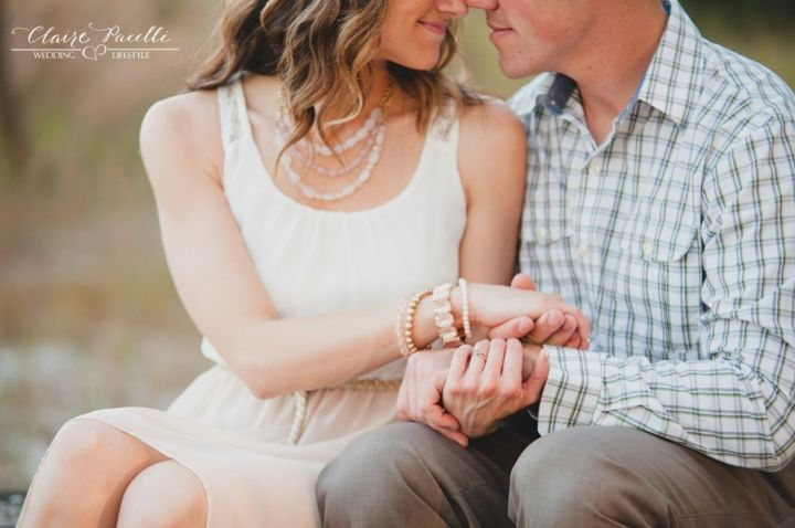 Engagement Photography - CHRISTY & STERLING – LAKE LOUISA STATE PARK - Orlando Wedding Photographer clairepacelli.com