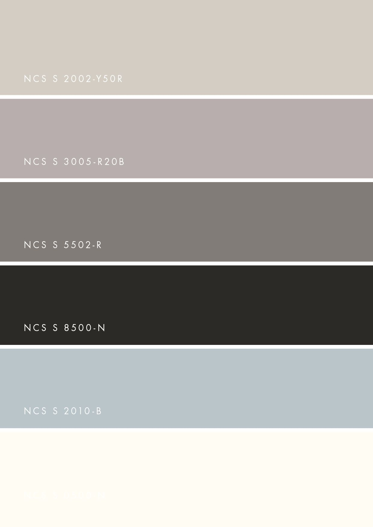 Colour Trends 2016 By Ncs Win A Printed Guide Color