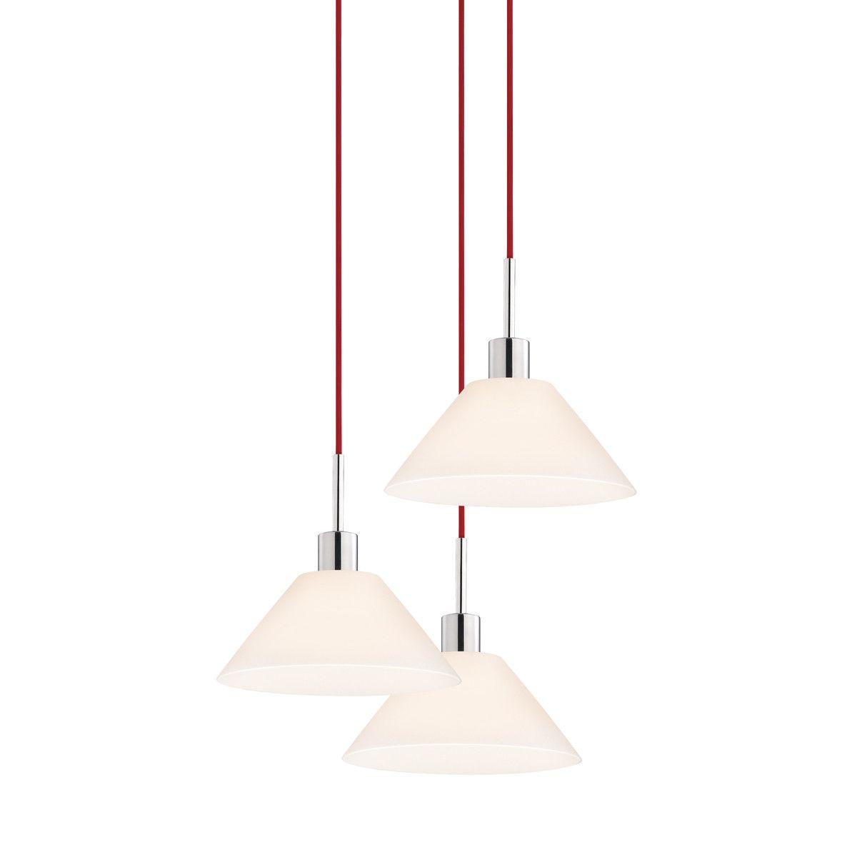 3 Light Cone Pendant