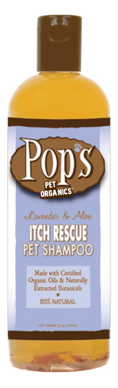Pop's Pet Organics™ Itch Rescue Pet Shampoo (With images