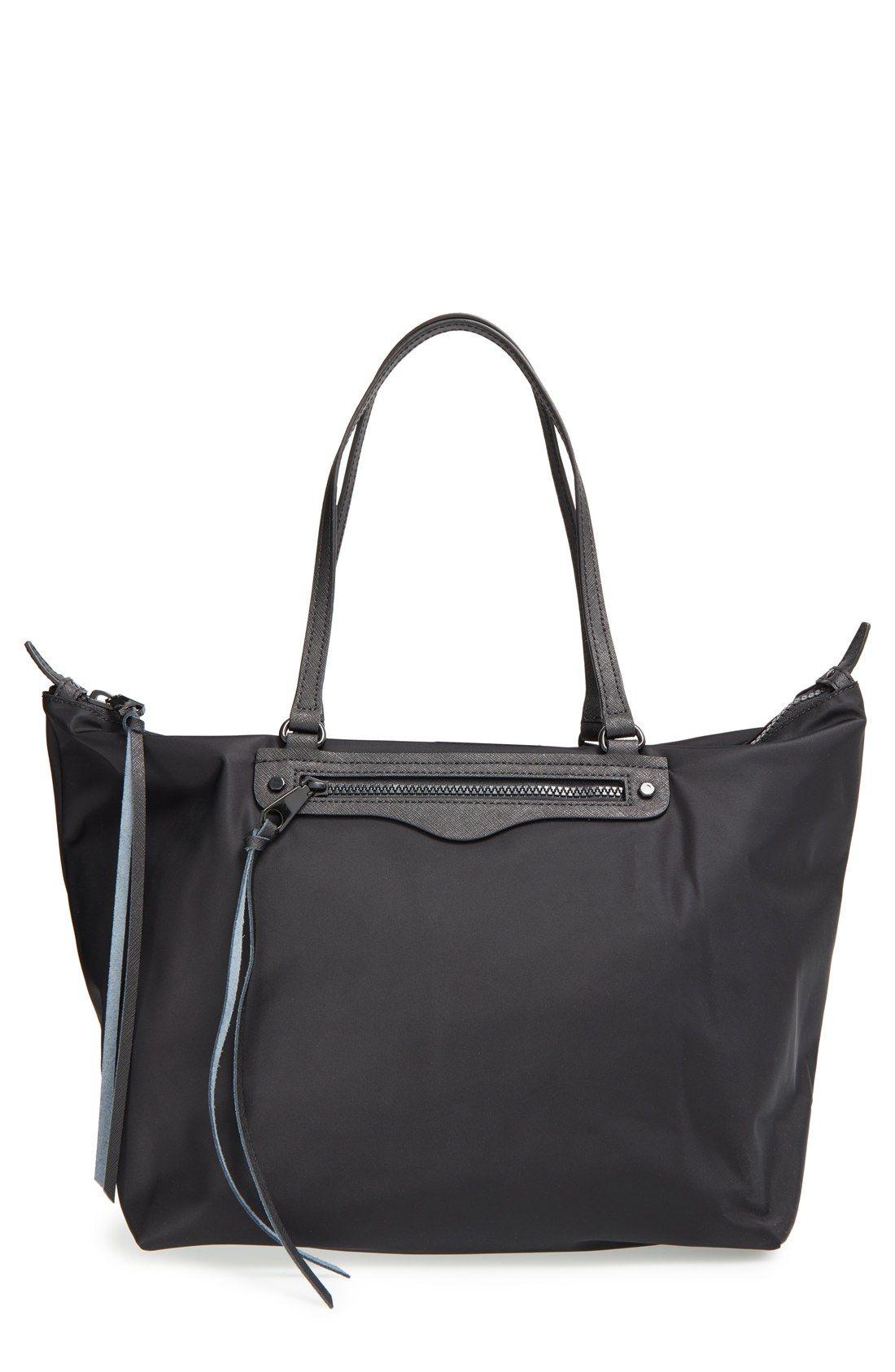 6d05d1f9f45 Rebecca Minkoff 'EZ Zip' Tote   bags   Nylon tote, Bag accessories, Bags