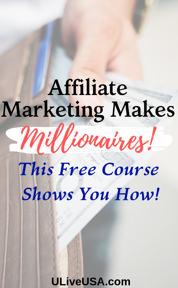 The Best Free Affiliate Marketing Training Course Online For