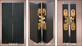 Soss Invisible Hinges Invisible Hinges Diy Door