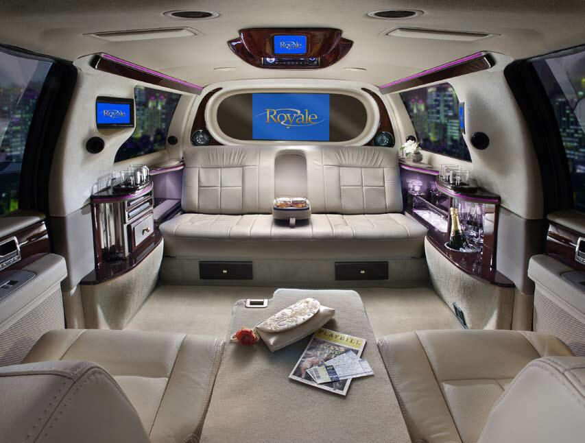 We offer the Chauffered cars, stretch limo for airport