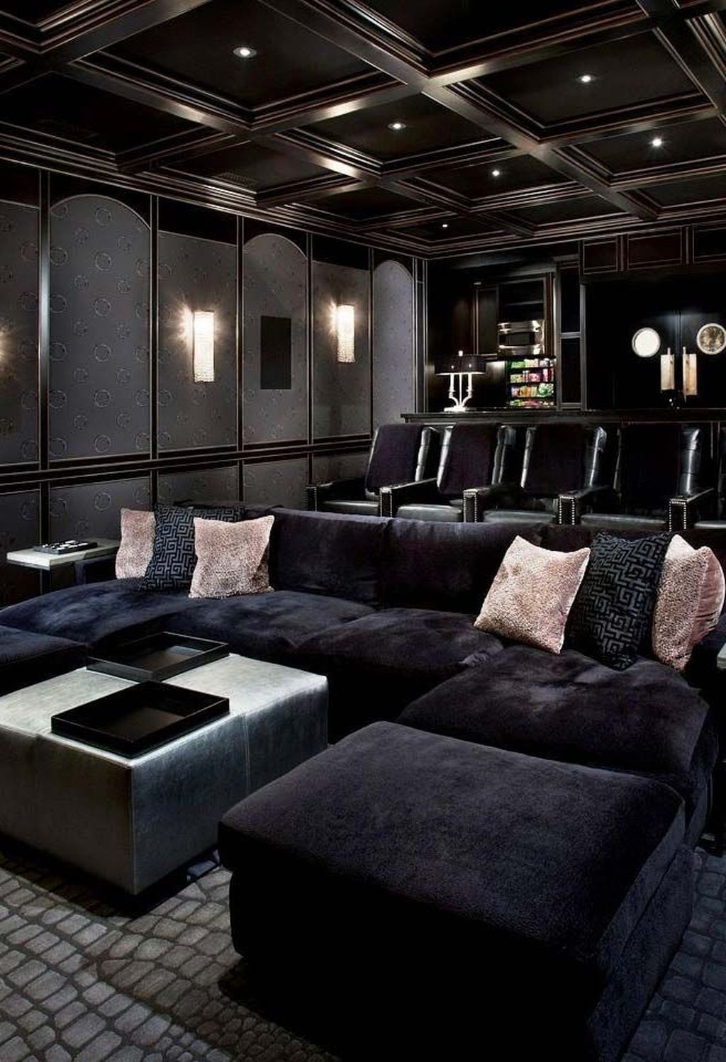 35 Gorgeous Theater Room Design Ideas Home Cinema Room Home