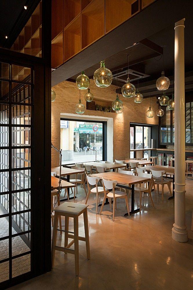 Restaurant PaCatar / Donaire Arquitectos