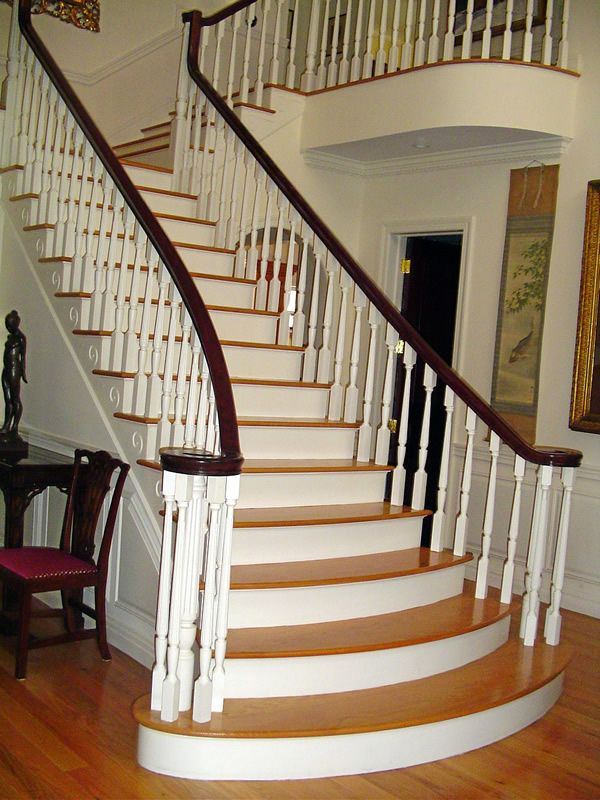 Best Staircases Island Custom Stairs Custom Staircase 400 x 300
