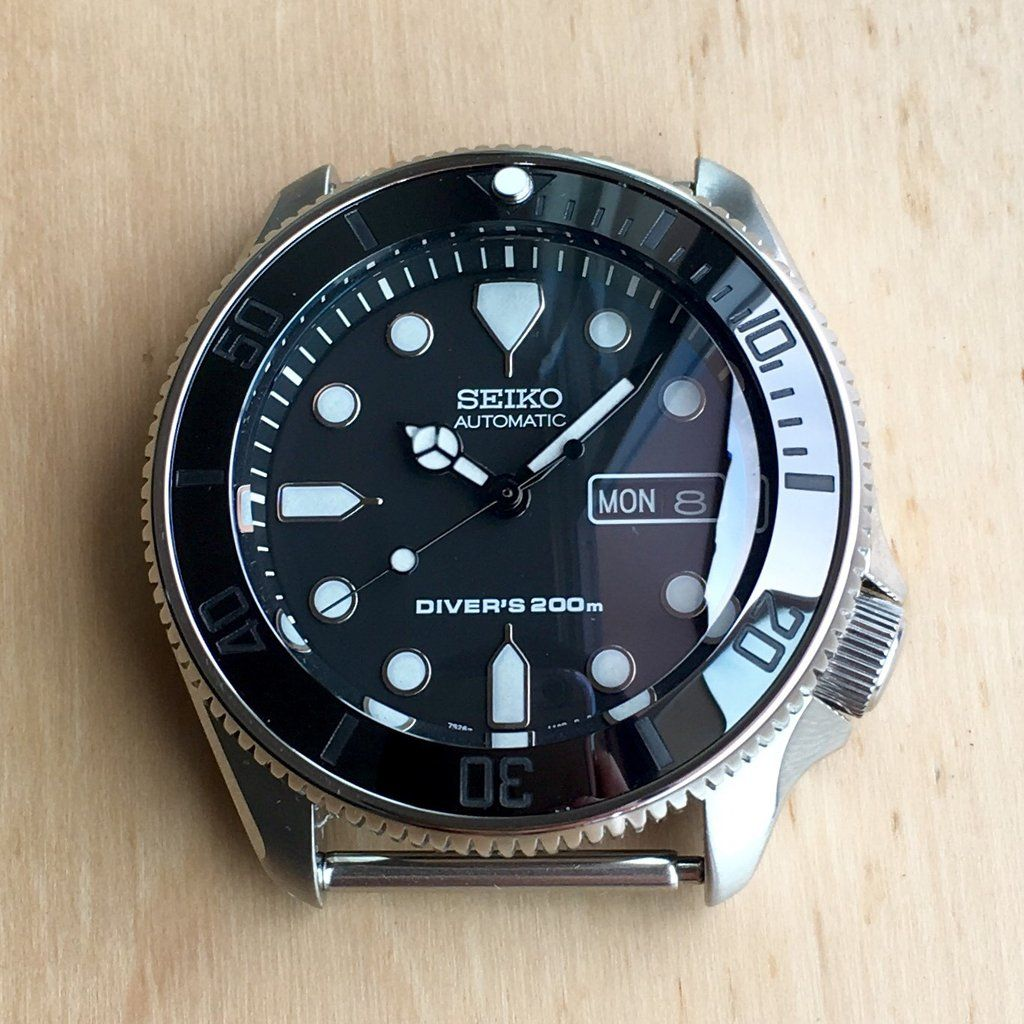 Seiko skx coin bezel x80 - Bnb coin how does it work up