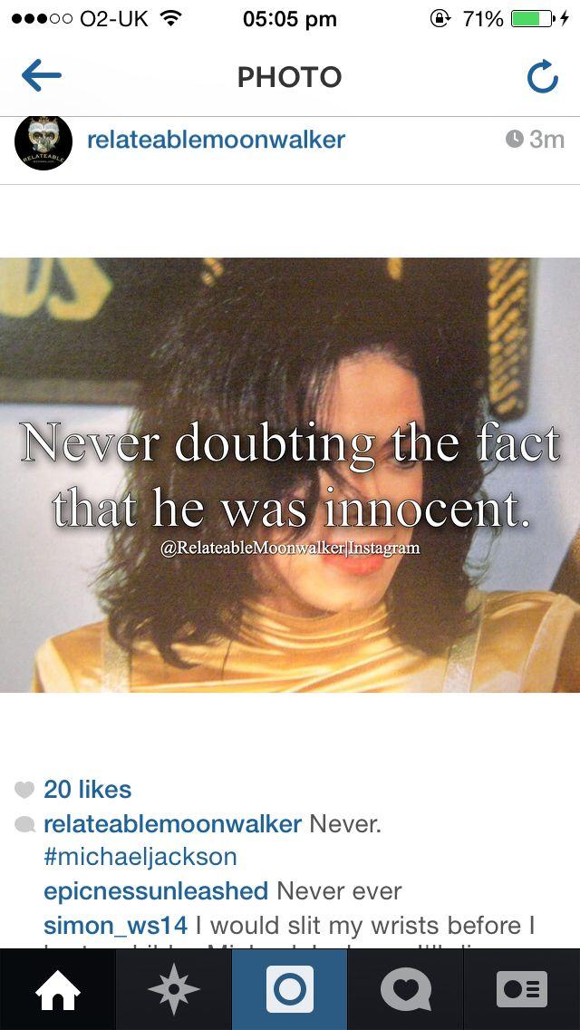 {Michael Jackson}