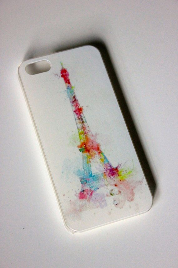 Eiffel Tower iPhone 5s Case by trompo on Etsy, $9.95