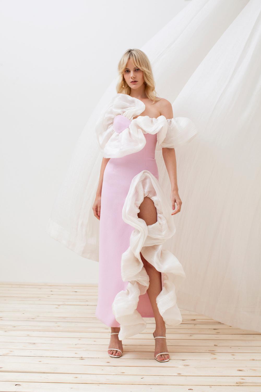 Sandra Mansour Spring 2020 Ready-to-Wear Fashion Show – Sponsored