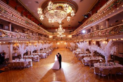 Romantic First Dance At Grand Prospect Hall In Brooklyn NY Facebook ILoveSlowDancing